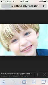 toddler boy haircut straight hair google search toddler hair