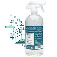 how do i clean soap scum from glass shower doors 32 oz tub and tile cleaner natural cleaning products better life