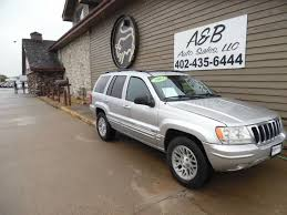 how to turn on 4wd jeep grand 2002 jeep grand limited 4wd 4dr suv in lincoln ne a b