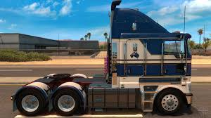 kenworth truck and trailer kenworth k200 for american truck simulator