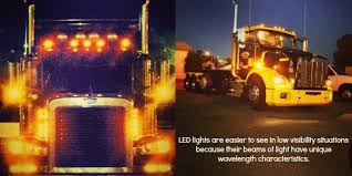 led lights for semi trucks led lights and truck safety a perfect combo
