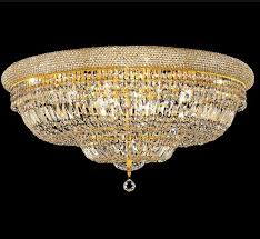 Large Flush Mount Ceiling Light by Primo Collection 36 U2033 Dia Extra Large Crystal Flush Mount Ceiling