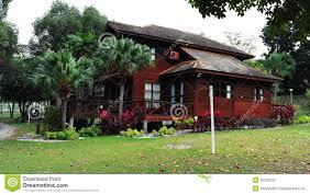 Bungalow House New Bungalow House Stock Photo Image 58157482