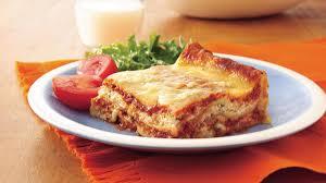 cuisine lasagne facile lasagne sans viande facile à préparer vivre délicieusement