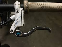 how to fix hayes stroker trail slow lever return nolan tsuchiya