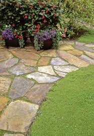 Building Stone Patio by Creating And Building A Stone Patio Dig This Design