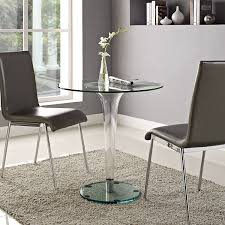 Clear Dining Room Table by Amazon Com Modway Gossamer Dining Table Clear Tables