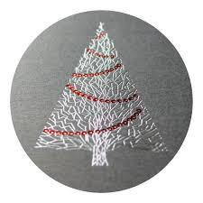 designer weihnachtskarte designer weihnachtskarte nr 85 für firmen in grau rot mit