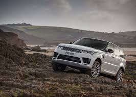 land rover mitsubishi challenge accepted new range rover sport conquers land and sea in