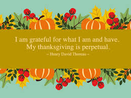 thanksgiving week 5 quotes to to show your gratitude