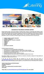 Catering Job Description Resume by Vacancies Sri Lankan Catering