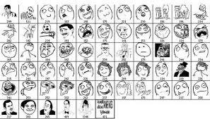 Memes Faces - memes range faces brushes set photoshop brushes brushlovers com