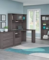 cabot lateral file cabinet in espresso oak bush furniture salinas 60w l shaped desk with lateral file cabinet