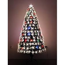 impressive fiber optic christmas tree 7ft adorable 3ft pre lit