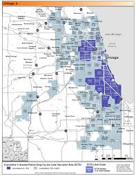 Chicago By Zip Code Map by Fy 2018 Sac Service Area Announcement Table