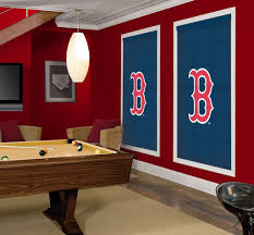 splendid small game room decorating ideas game room with red