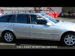 mercedes c320 wagon 2002 2002 mercedes c class c320 4dr wagon for sale in b