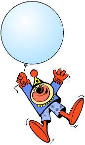 clown baloons clown with balloon blank blanks shapes clown with balloon blank