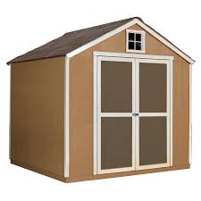 How To Build A Small Storage Shed by Shop Wood Storage Sheds At Lowes Com