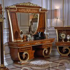 european classic solid wood bedroom furniturehigh quality luxury