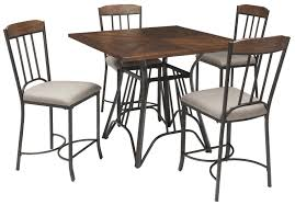 5 pc homelegance olney collection dining room table set 5275