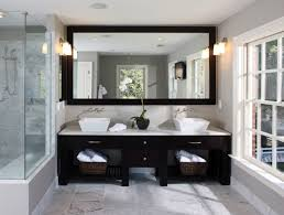 bathroom mirrors ideas with vanity bathroom mirror ideas vanity glass three shelves attached