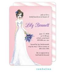 25 best bridal luncheon invitations images on bridal