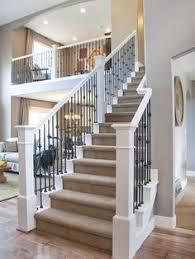 Staircase Spindles Ideas Basement Stair Removing Part Of The Wall And Replacing It With