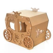 Cardboard House by Carriage Cardboard Cat House U2013 True Aristo Cat In A Fairy Tale