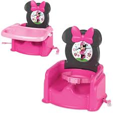 Minnie Mouse Armchair Styles High Chairs Walmart Booster Seats Walmart Minnie Mouse