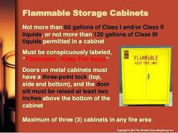 flammable storage cabinet grounding requirements non flammable storage cabinets osha requirements grounding flammable