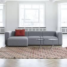hay canap modular mags sofa with kvadrat fabric hay