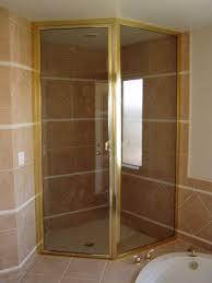 Gold Shower Doors Allgood Shower Door