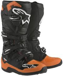 blue motocross boots alpinestars tech air street alpinestars tech 7 boot motocross