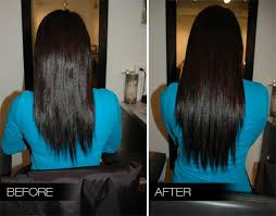 salons that do hair extensions hot fusion micro link hair extensions 175 installation