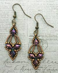 arabian earrings arabella diy earrings allfreejewelrymaking