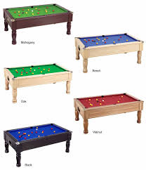 low price pool tables monarch freeplay slate bed pool table 6ft 7ft lowest uk price
