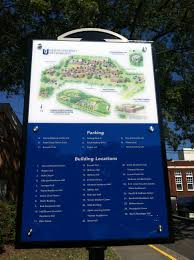 Queens College Map The Queens University Of Charlotte Campus Map Proxemics