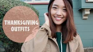 straight hair with outfits thanksgiving food baby proof outfits youtube