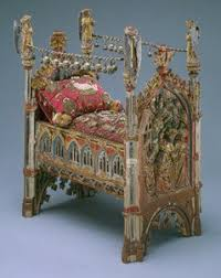 lay down his sweet head historic christmas mangers and cribs