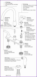 delta kitchen faucet parts diagram kohler forte parts diagram 46 fresh delta kitchen faucet