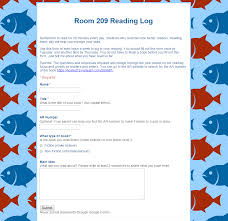 Spreadsheet Reader Amazing Days At Managing Data From Reading Log Google Forms