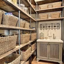 Salvaged French Doors - salvaged wood kitchen shelves design ideas
