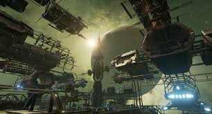 Warzone Maps Getting To Know Eve Valkyrie U0027s Maps Eve Valkyrie Warzone