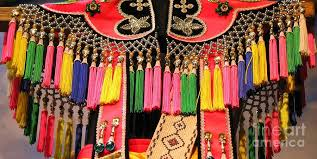 tribal dress tribal dress photograph by yali shi