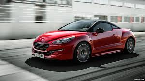 peugeot rcz r 2014 peugeot rcz r side hd wallpaper 10