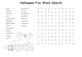 coloring pages charming halloween coloring pages word searches