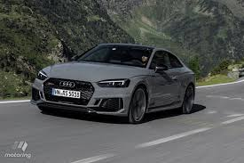 audi rs5 coupe audi rs 5 coupe 2017 review motoring com au