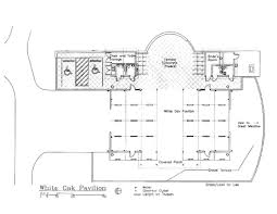 pavilion blueprints mount pisgah arboretum