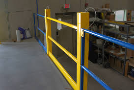 downward acting mezzanine gate ps safety access